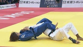 Judo Ne-Waza Compilation | Osaka GS 2019