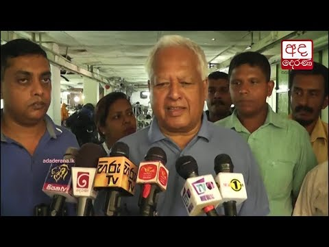Only the SLFP is not accused of any charges -  Amunugama