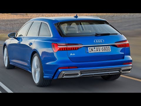 Audi A6 Avant (2019) The Most Beautiful Wagon?