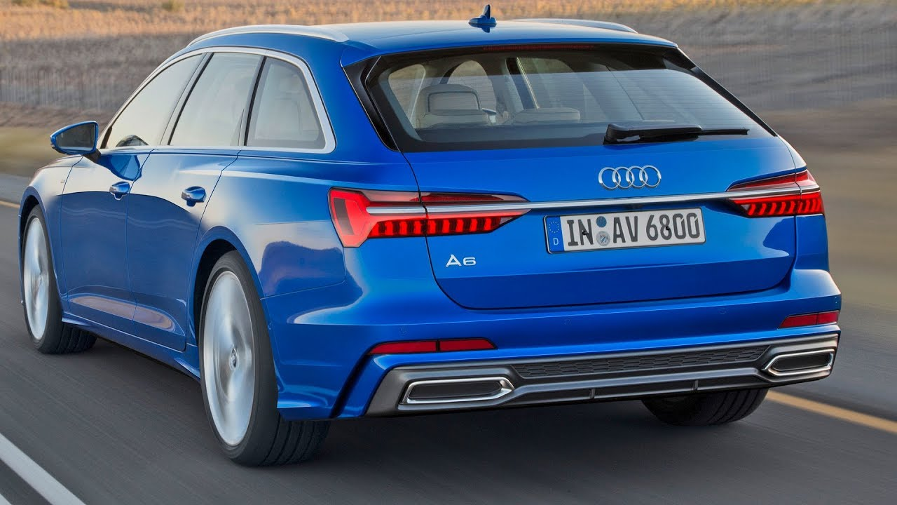 Audi A6 Avant 2019 The Most Beautiful Wagon