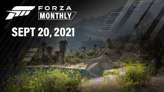 Forza Monthly | September 2021