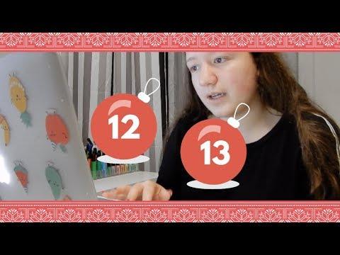 UM VLOGMAS CHILL | VLOGMAS 12 e 13