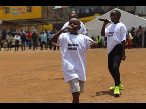 Kenyans Ghetto kids best odi dance and rappers ever-SEJOROONEY KIDS MUSIC FAMILY