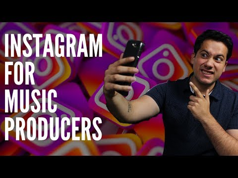 5 Instagram Tips For Music Producers