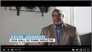 Dr. Kevin Johnson - 2018 NTC Hall of Fame Inductee