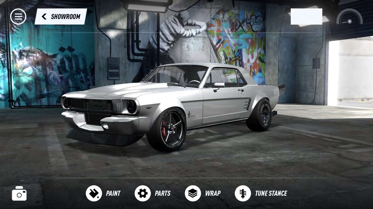 Need For Speed Heat Studio Ford Mustang Build Youtube