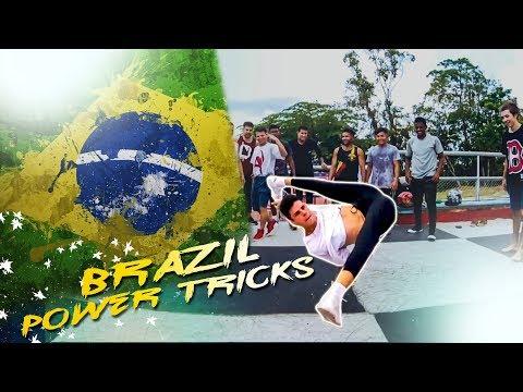 AMAZING BRAZIL POWER TRICKS 🇧🇷 BEST BRAZILIAN BBOYS