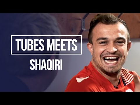 What's your celebration about? | Tubes Meets Shaqiri