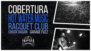 Baixar Meninos da Podrera - Hot Water Music e Racquet Club no Brasil (2017)