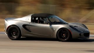 Modified Lotus Elise -  One Take