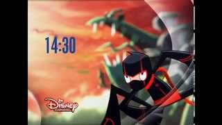 Disney Channel Hungary/Czech Republic - New logo 21-07-14