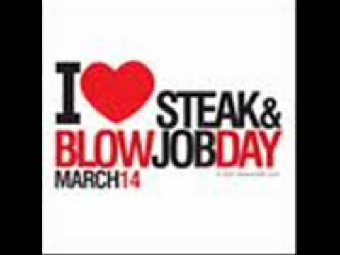 what day is steak and bj day Sign up to comment.