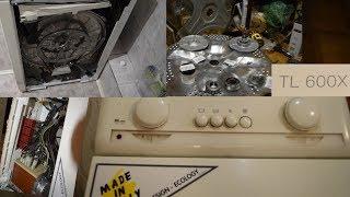 Капитальный ремонт стиральной машины ARDO TL 600 X после 23 лет работы