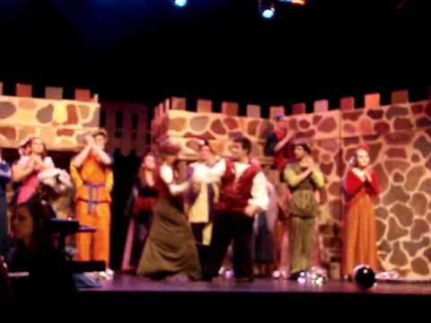 Song of Love (Once Upon a Mattress) {C. Milton Wright High School 2011}