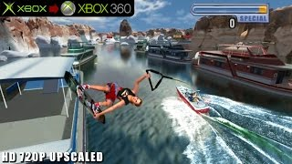 Wakeboarding Unleashed: Featuring Shaun Murray - Gameplay Xbox HD 720P (Xbox to Xbox 360)