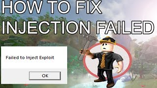 WORKING HOW TO FIX INJECTION FAILED FOR ROBLOX EXPLOITS!