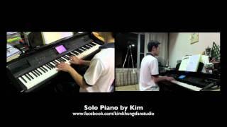 จดหมายจากความเหงา(Piano Covered by Kim)