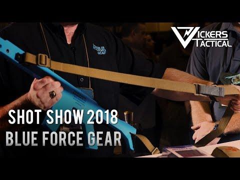 Shot Show 2018 - Blue Force Gear