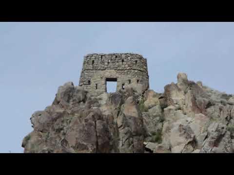 Мегри - самый необычный город Армении