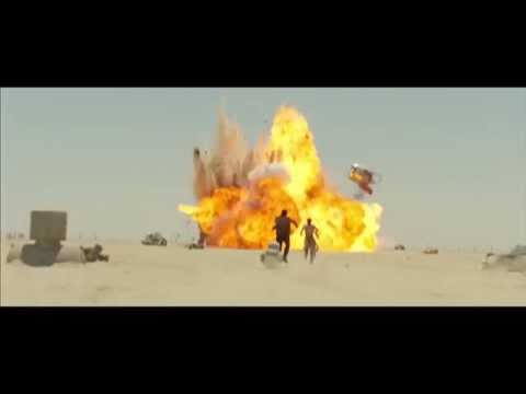 """You had me at pew pew"" - guy redubs Force Awakens trailer (music, SFX, etc) with only his voice!"