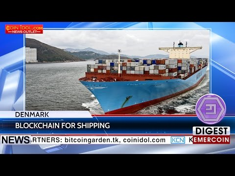KCN First blockchain trials for shipping