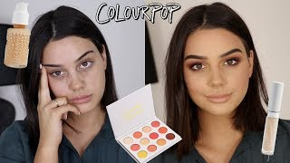 ONE BRAND TUTORIAL: COLOURPOP