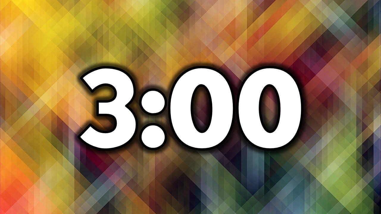 timer for 7 mins
