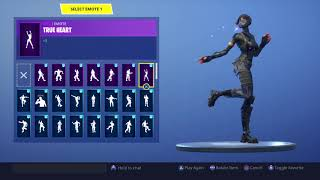 FORTNITE *ELITE AGENT* SKIN SHOWCASE (BACKBLINGS AND EMOTES) (OG SKIN?)