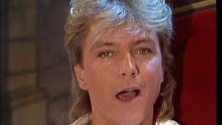 Watch David Cassidy Romance  Let Your Heart Go video