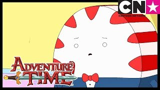 Adventure Time | Peppermint Butler | Mysteries of Ooo | Cartoon Network