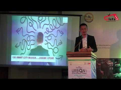 Shri Navin Rai, Joint Chief Town Planner, Urban Development & Housing Department, Govt. of Sikkim