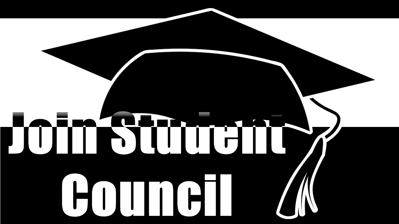 why should i join student council
