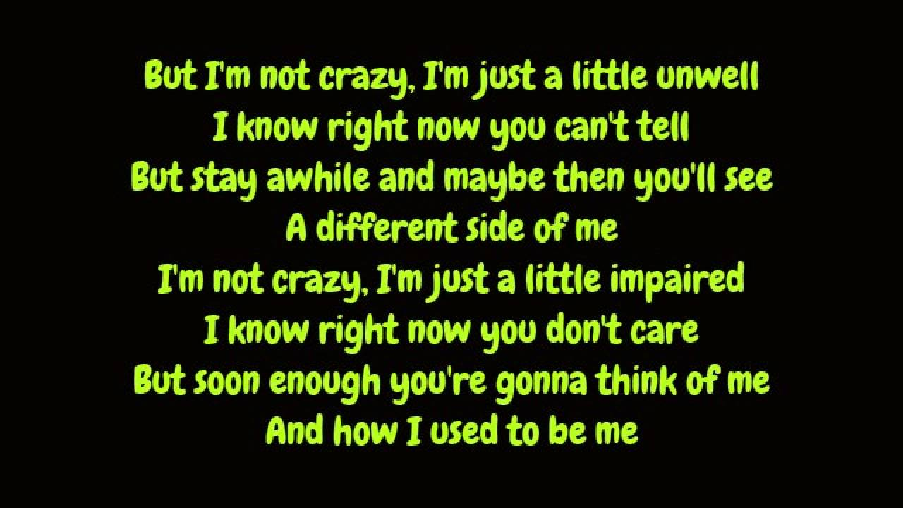 Matchbox twenty lyrics