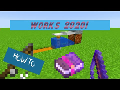 2020-how-to-make-an-afk-fish-farm,-minecraft-(java)