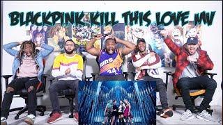 BLACKPINK - &#39Kill This Love&#39 MV ReactionReview