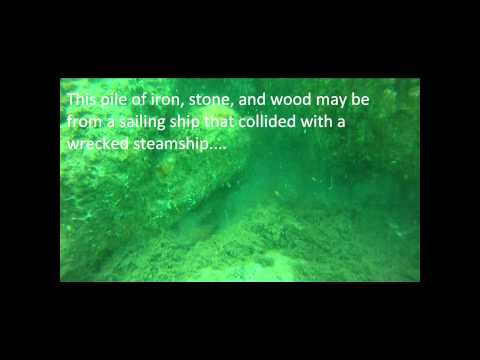Shipwreck Archaeology - Dive the Steamship!