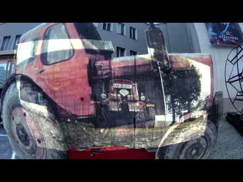 Traktorgarage Staatsoper Berlin, Thomas Goerge