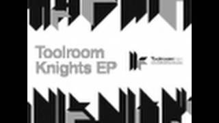 Richard Dinsdale & Mark Knight - Toolroom Knights EP - Crunch - Original