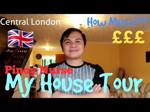 HOUSE TOUR | My House Rent In London