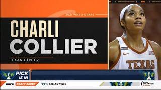 WNBA Draft 2021 Highlights