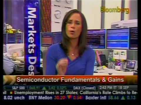 Sector to Watch - Semiconductors - Bloomberg