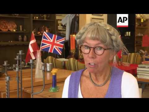 Brexit vote invigorates Denmark Euroscepticism