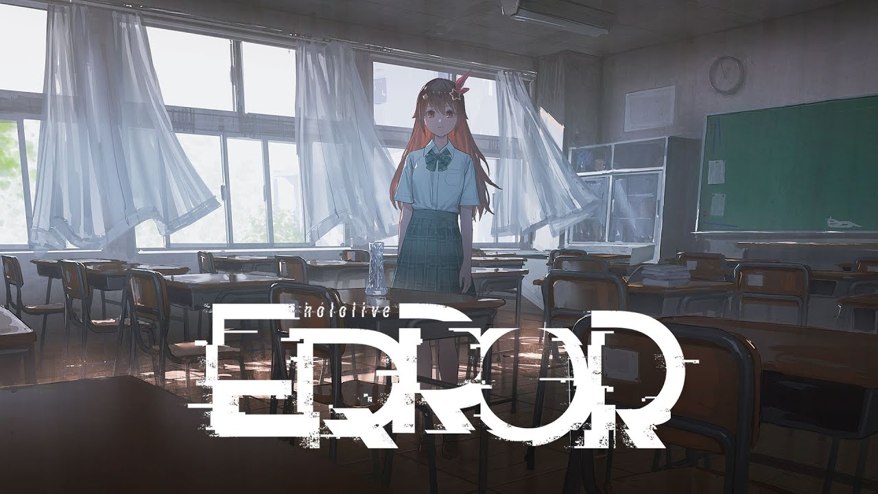 hololive ERROR ティザーPV