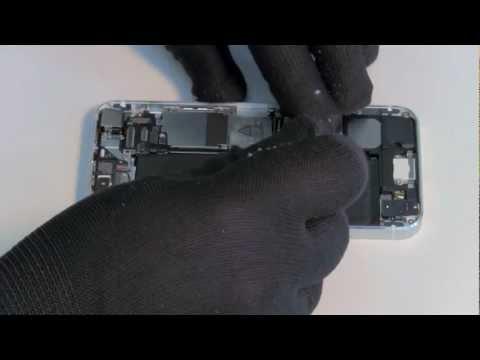 Ремонт IPhone 5 замена материнской платы