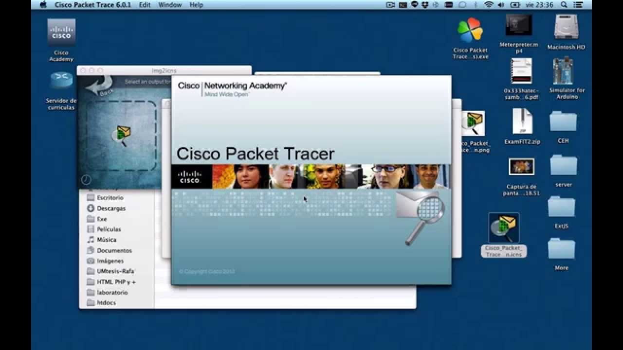 cisco packet tracer 6 download for mac