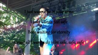 "Medina - ""In Your Arms"" (Lyrics)"