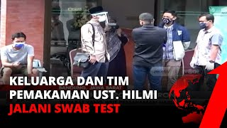 Kontak Dengan Almarhum Ustadz Hilmi, Puluhan Orang Ikuti Swab Test | Tvone