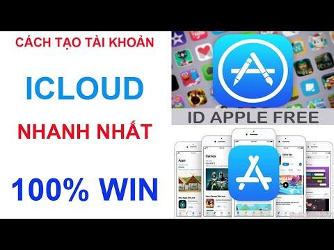 Ham Tìm Tòi   Cách Tạo Tài Khoản iCloud Nhanh Nhất   Tài Khoản App Store   Tài Khoản ID Apple