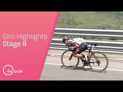 Giro d'Italia 2018 | Stage 8 Highlights | inCycle