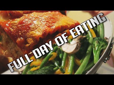 Full Day Of Vegan Meals in Under 5 Minutes | BODYBUILDING BULK